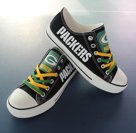 Packers Canvas Shoes