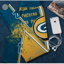 Green Bay Packers 3D Digital Printing Leggings